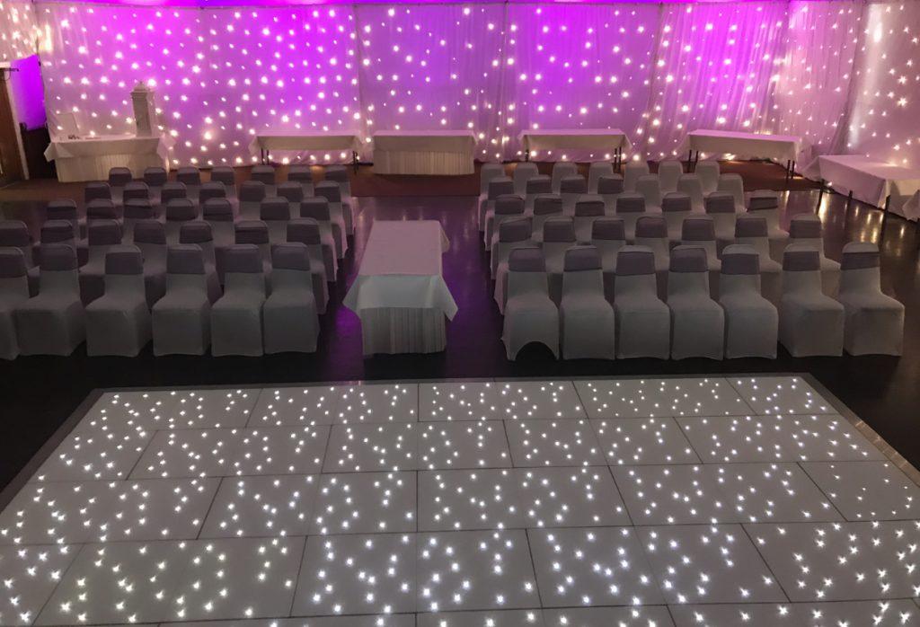 Room Transformation @ Shildon Civic Hall